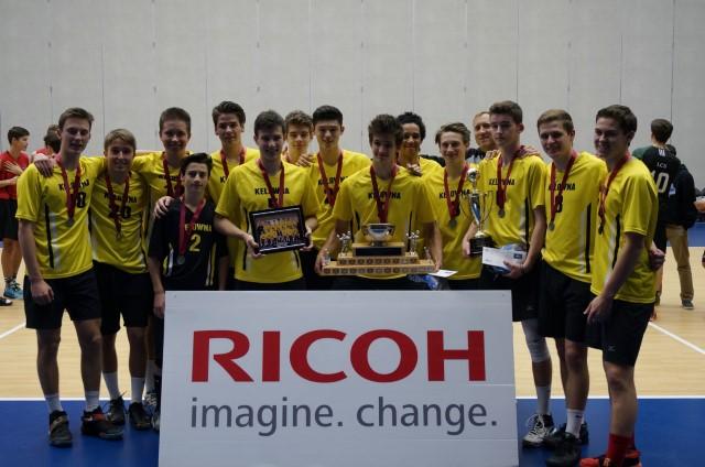 KSS AAA Boys Volleyball Team