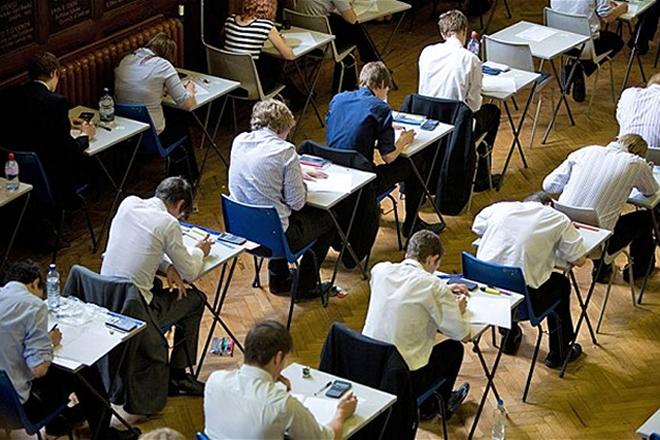 Provincial Exam Times
