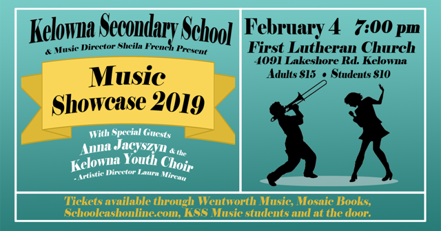 Music Showcase 2019
